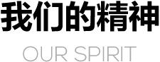 我们的精神 Our spirit