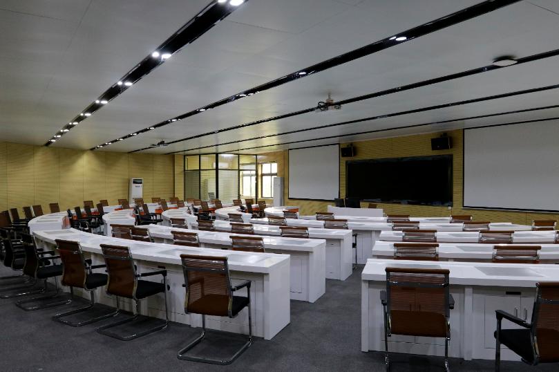 数据校园商科实训室-国际金融区